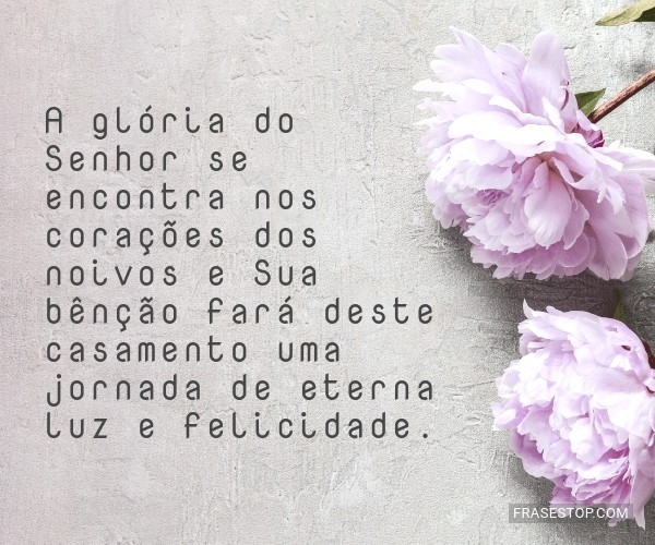 A glória do Senhor se...