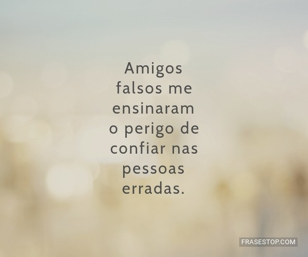 Amigos falsos me...