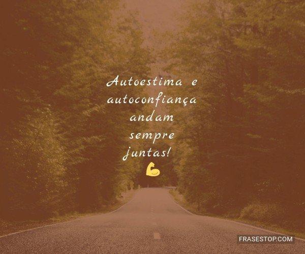 Autoestima e...