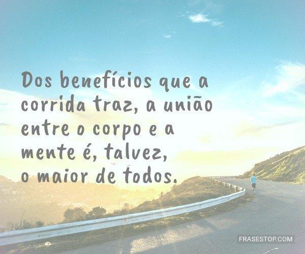 Dos benefícios que a...