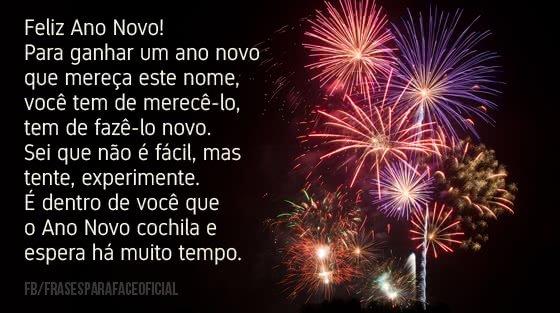 Feliz Ano Novo Para Ganhar Um Ano Novo Que