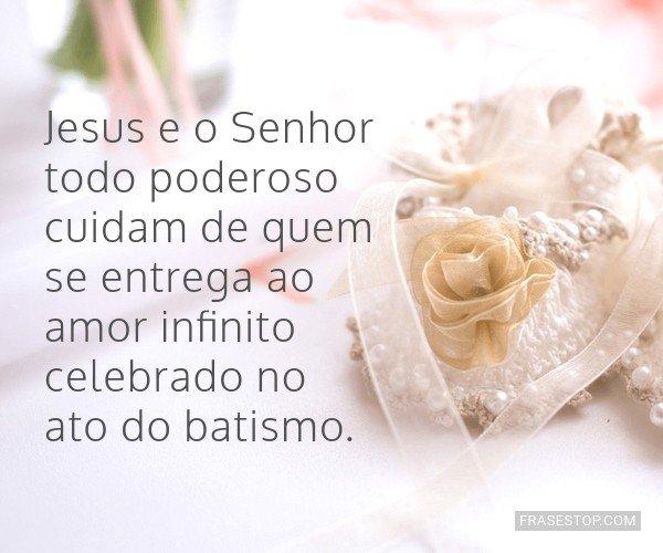 Jesus e o Senhor todo...