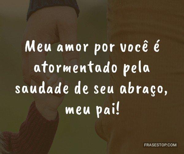 Meu amor por você é...