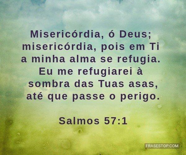 Misericórdia, ó Deus;...