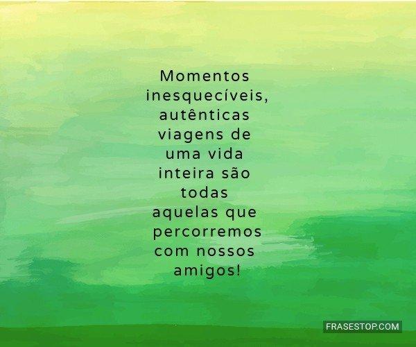 Momentos inesquecíveis,...