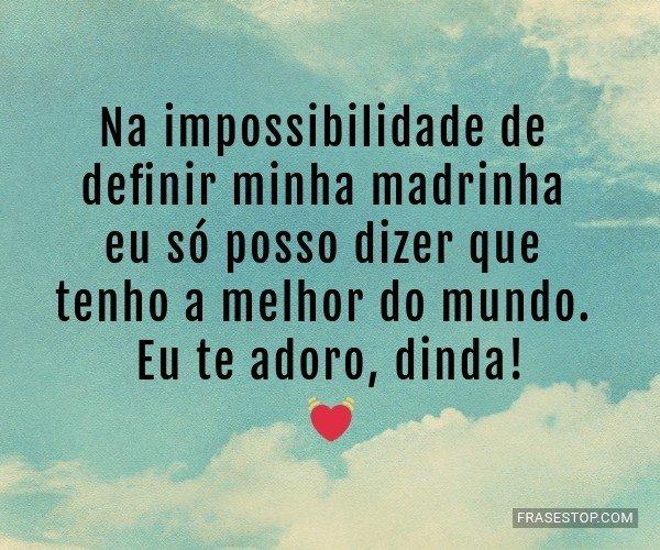 Na impossibilidade de...