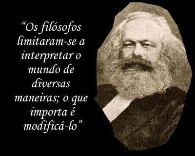 Os filósofos...