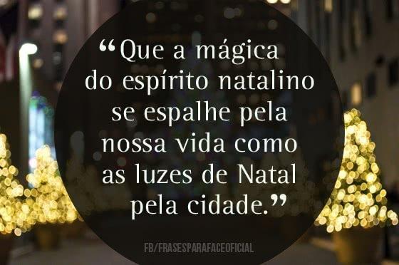 Que a mágica do...