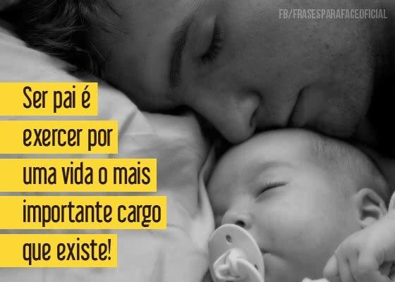 Ser pai é exercer por...