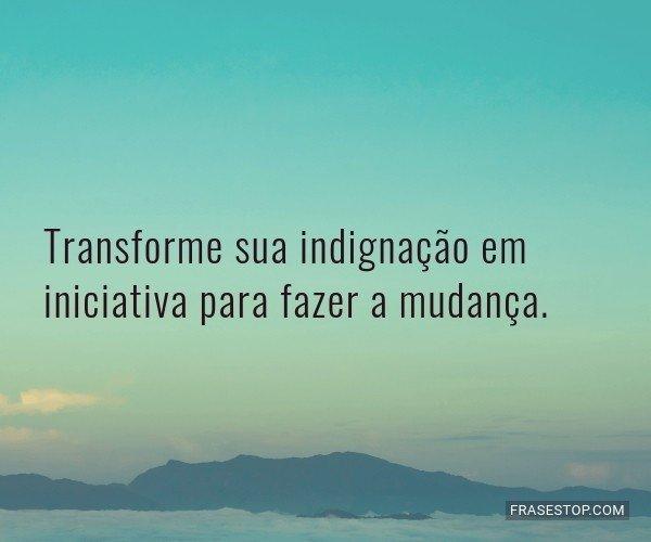 Transforme sua...