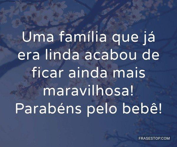 Uma família que já era...